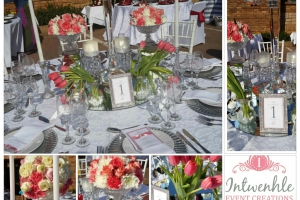Our Decor Stylist with The SA School of Weddings